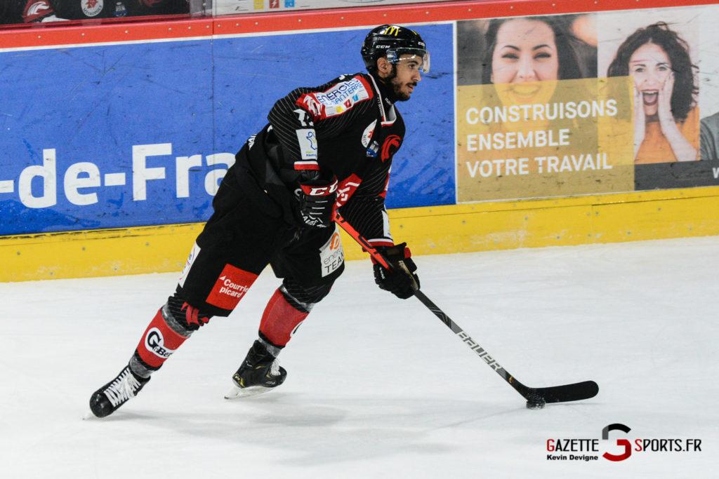 Hockey Sur Glace Gothiques Vs Briancon Kevin Devigne 42