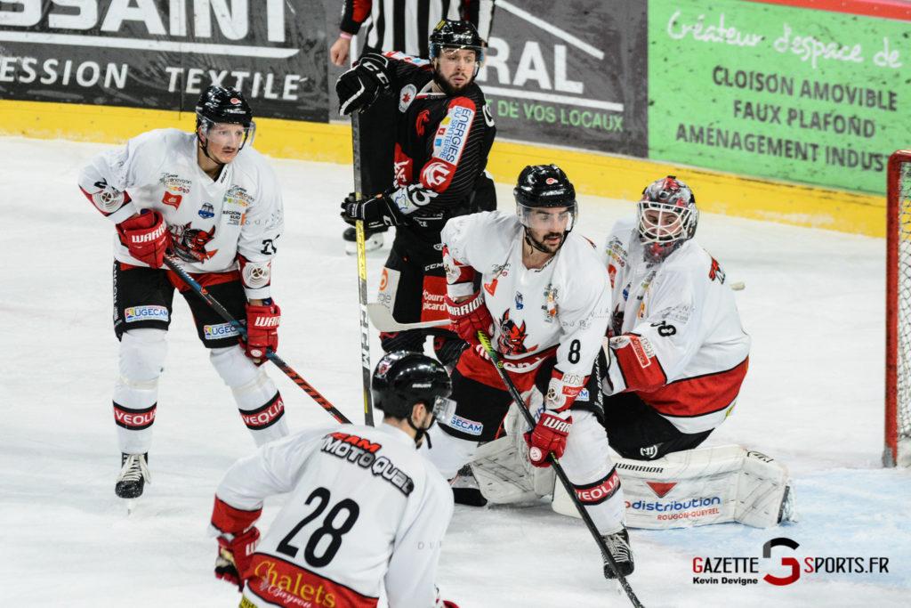 Hockey Sur Glace Gothiques Vs Briancon Kevin Devigne 46