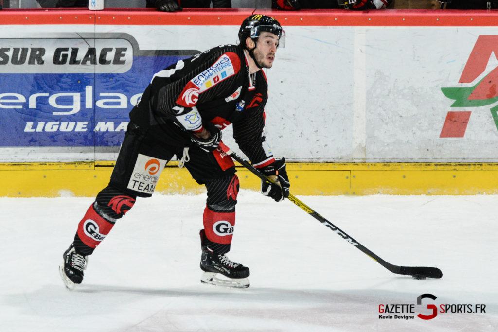Hockey Sur Glace Gothiques Vs Briancon Kevin Devigne 47