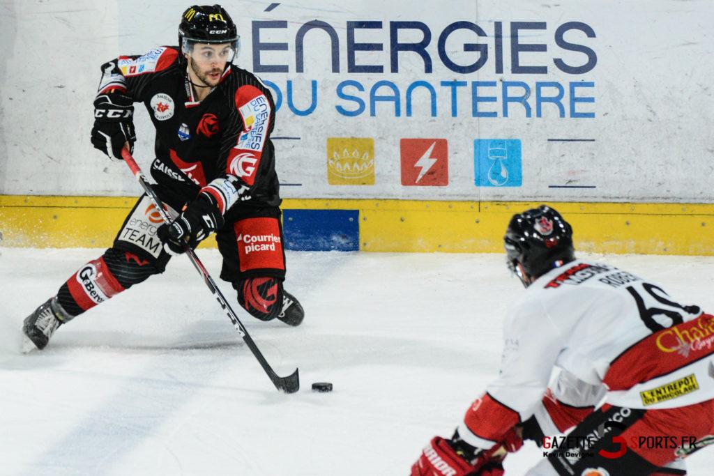 Hockey Sur Glace Gothiques Vs Briancon Kevin Devigne 49