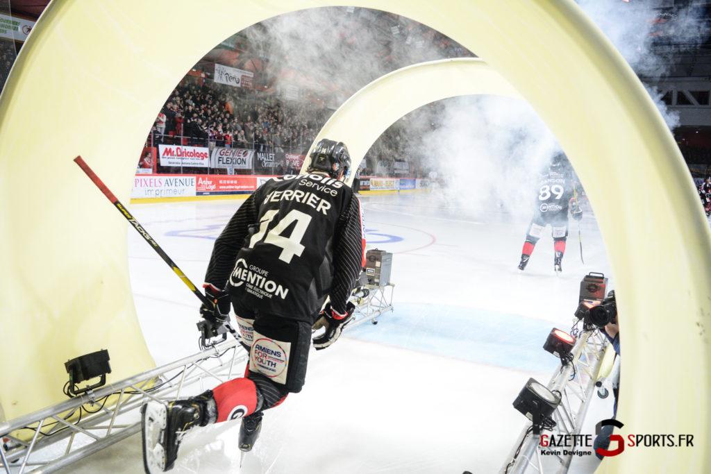 Hockey Sur Glace Gothiques Vs Briancon Kevin Devigne 5