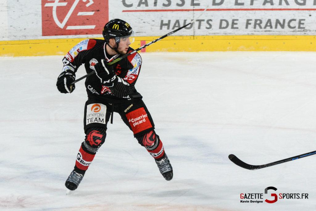 Hockey Sur Glace Gothiques Vs Briancon Kevin Devigne 51
