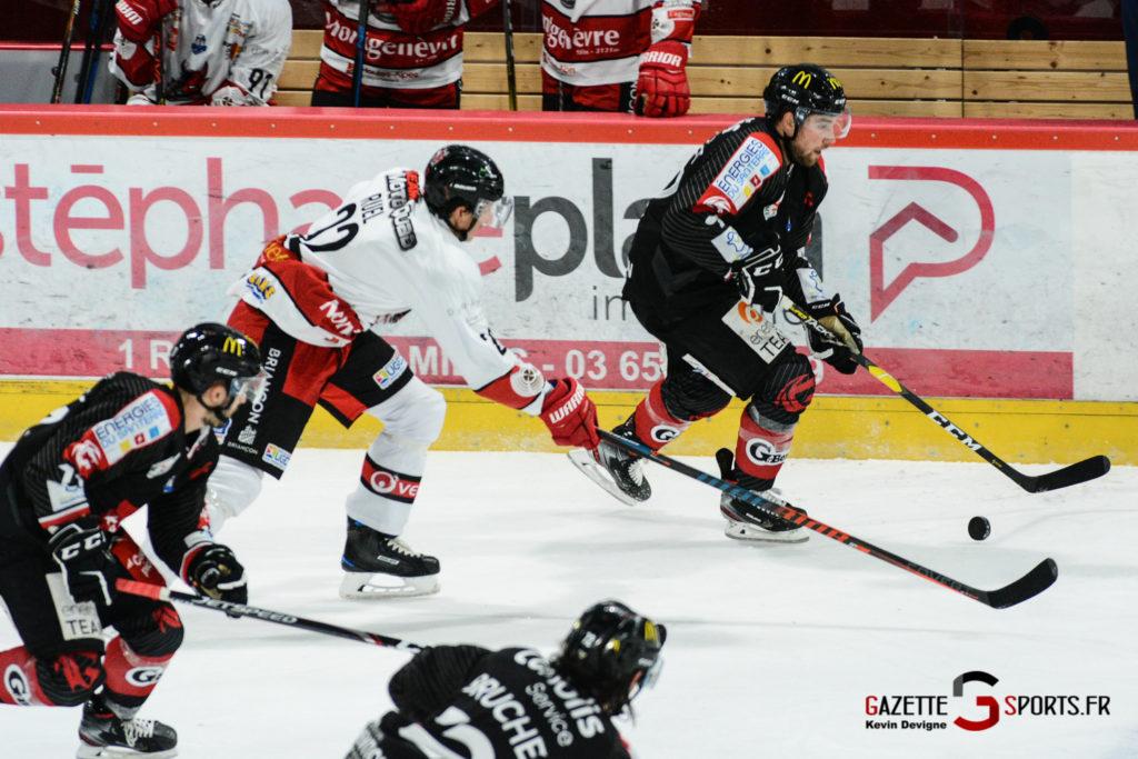 Hockey Sur Glace Gothiques Vs Briancon Kevin Devigne 53