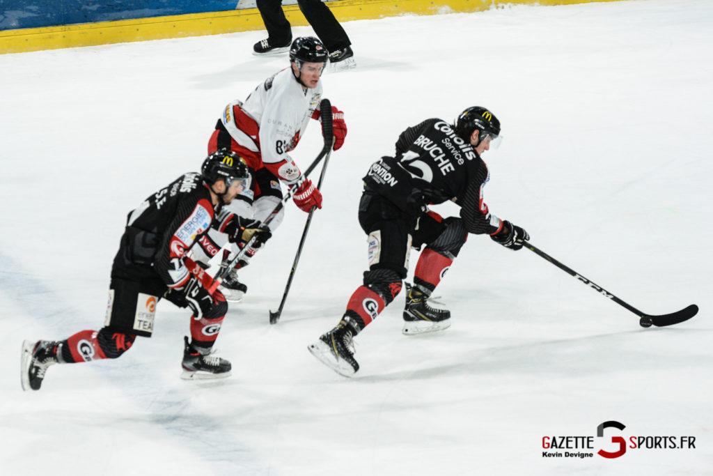 Hockey Sur Glace Gothiques Vs Briancon Kevin Devigne 54