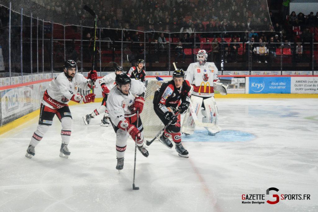 Hockey Sur Glace Gothiques Vs Briancon Kevin Devigne 56