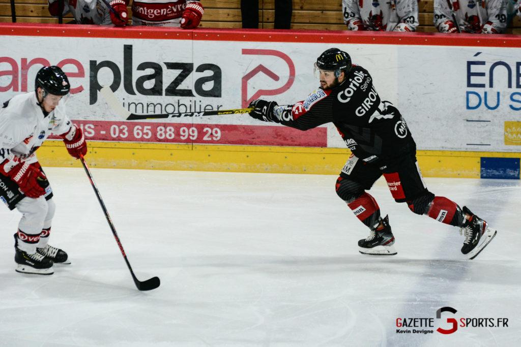 Hockey Sur Glace Gothiques Vs Briancon Kevin Devigne 6