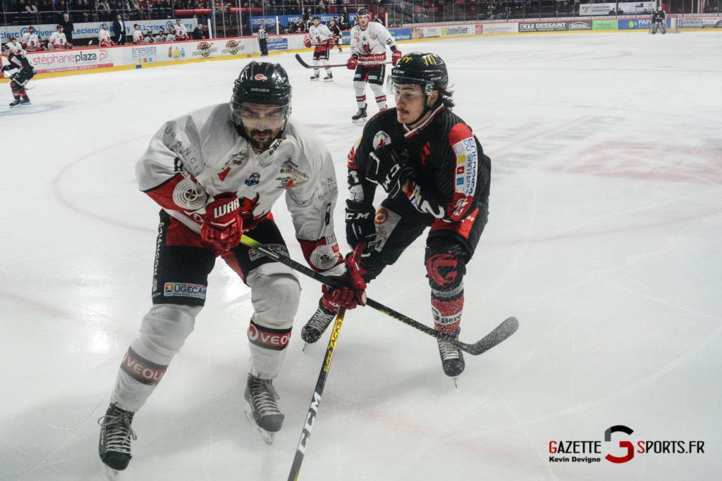 Hockey Sur Glace Gothiques Vs Briancon Kevin Devigne 61
