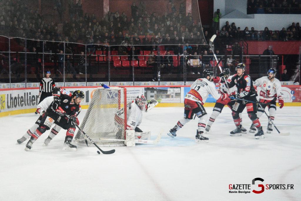 Hockey Sur Glace Gothiques Vs Briancon Kevin Devigne 62