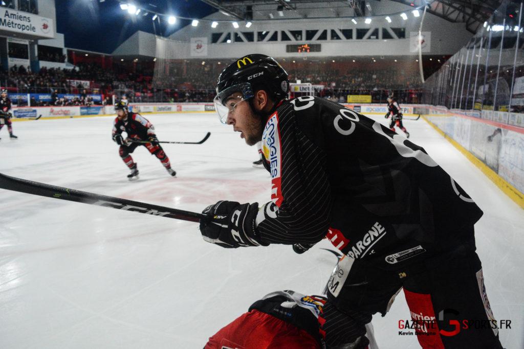 Hockey Sur Glace Gothiques Vs Briancon Kevin Devigne 66