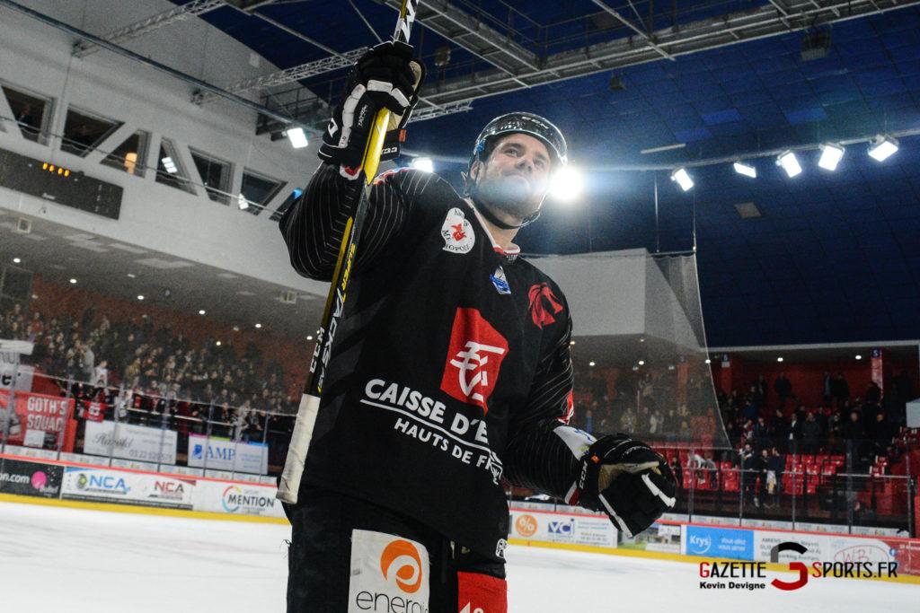 Hockey Sur Glace Gothiques Vs Briancon Kevin Devigne 69