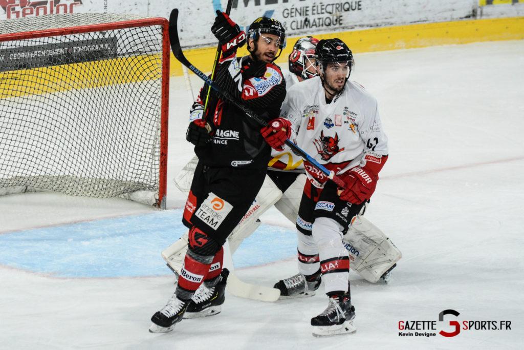 Hockey Sur Glace Gothiques Vs Briancon Kevin Devigne 7