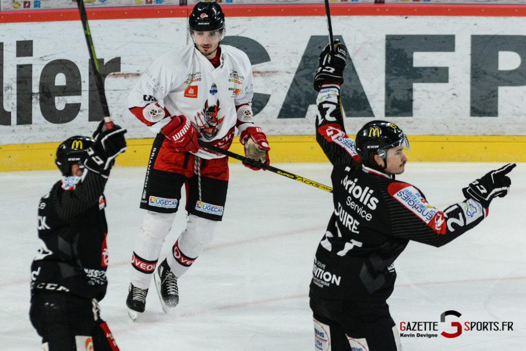 Hockey Sur Glace Gothiques Vs Briancon Kevin Devigne 8