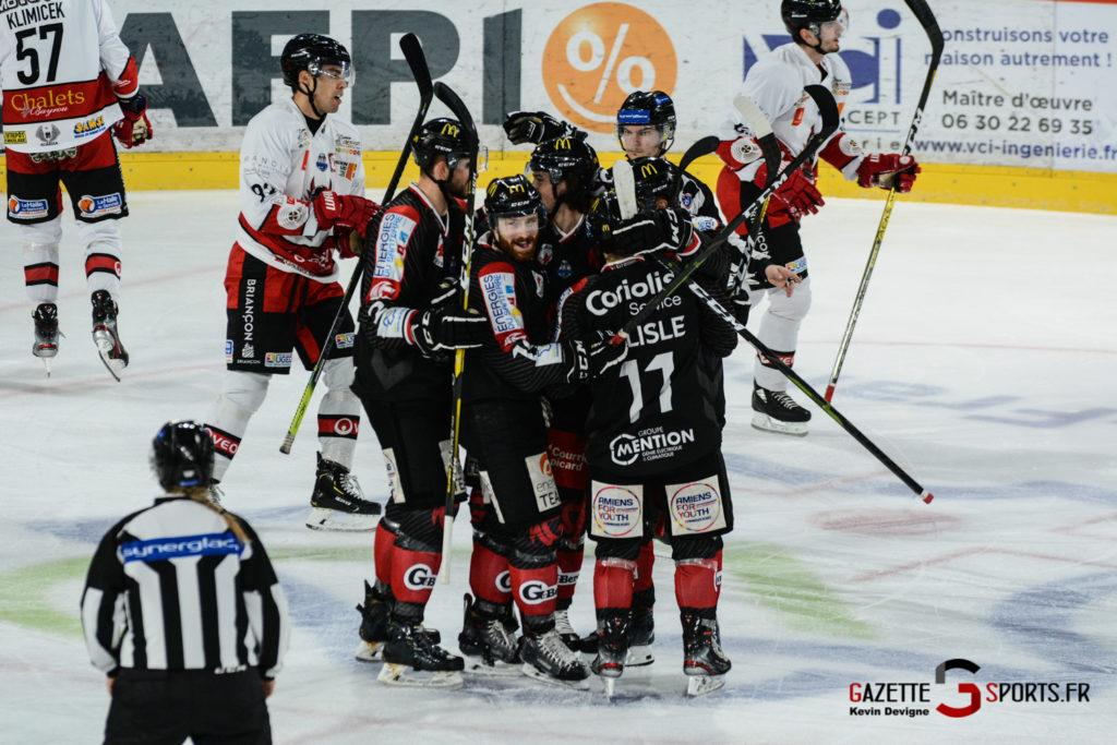 Hockey Sur Glace Gothiques Vs Briancon Kevin Devigne 9