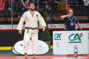 Judo 1ere Div Coliseum Luka Lomidze 0001 Leandre Leber Gazettesports