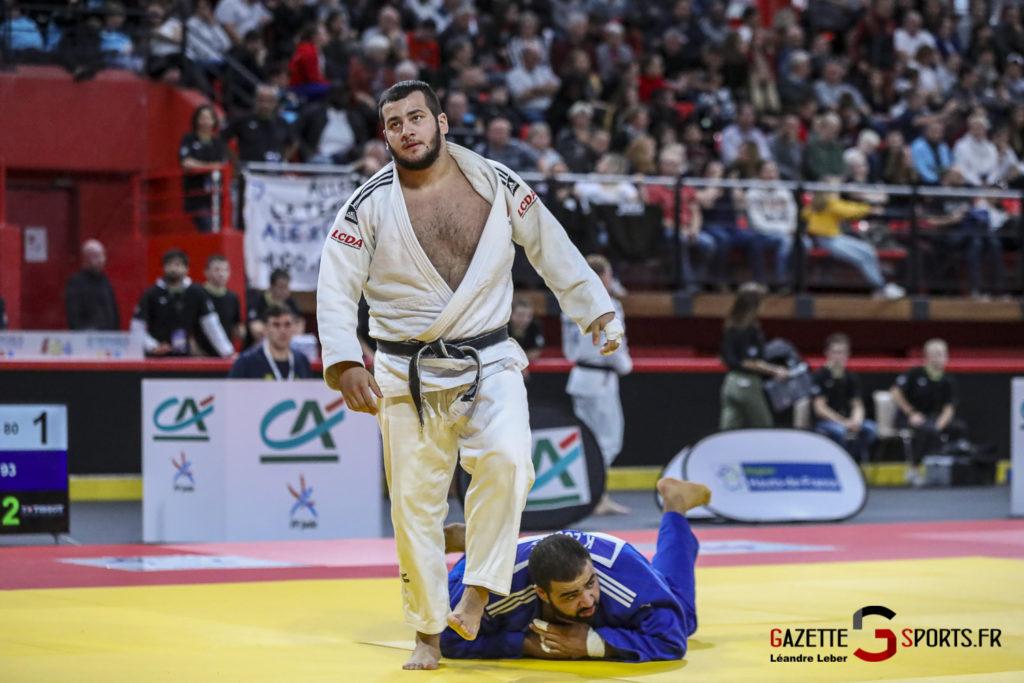 Judo 1ere Div Coliseum Luka Lomidze 0006 Leandre Leber Gazettesports