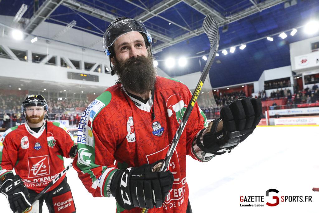 Les Gothiques Amiens Vs Anglet Hockey Sur Glace 1272 Leandre Leber Gazettesports