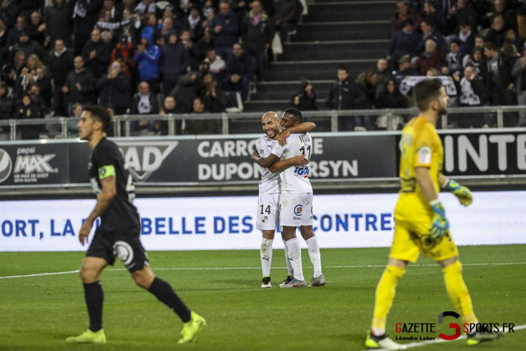 Ligue 1 Football Amiens Vs Brest 0028 Leandre Leber Gazettesports