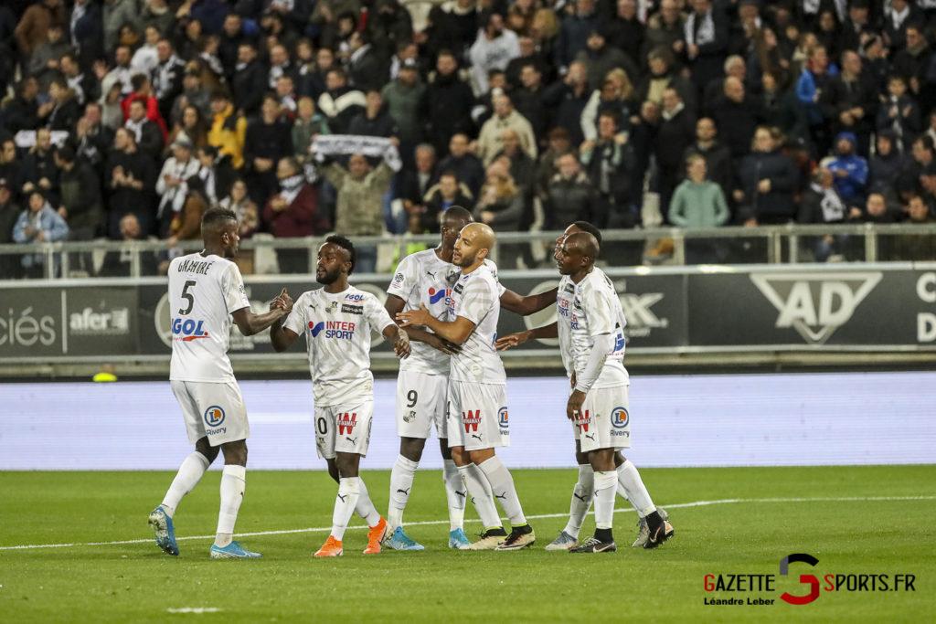 Ligue 1 Football Amiens Vs Brest 0030 Leandre Leber Gazettesports