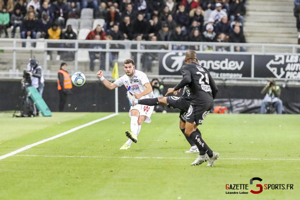 Ligue 1 Football Amiens Vs Brest Calabresi 0001 Leandre Leber Gazettesports
