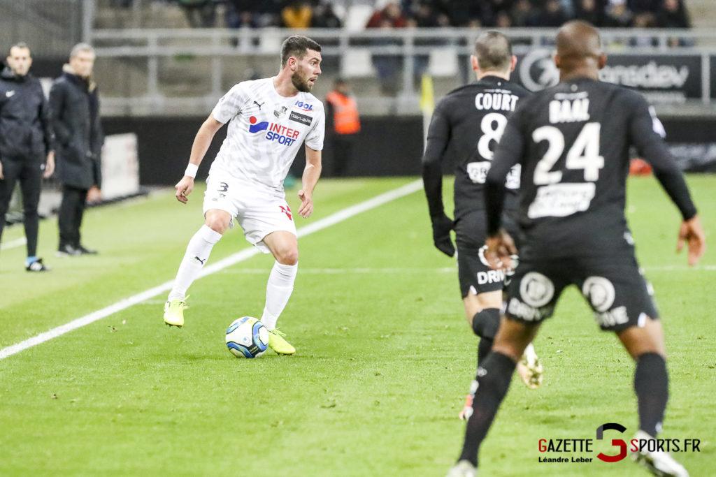 Ligue 1 Football Amiens Vs Brest Calabresi 0002 Leandre Leber Gazettesports