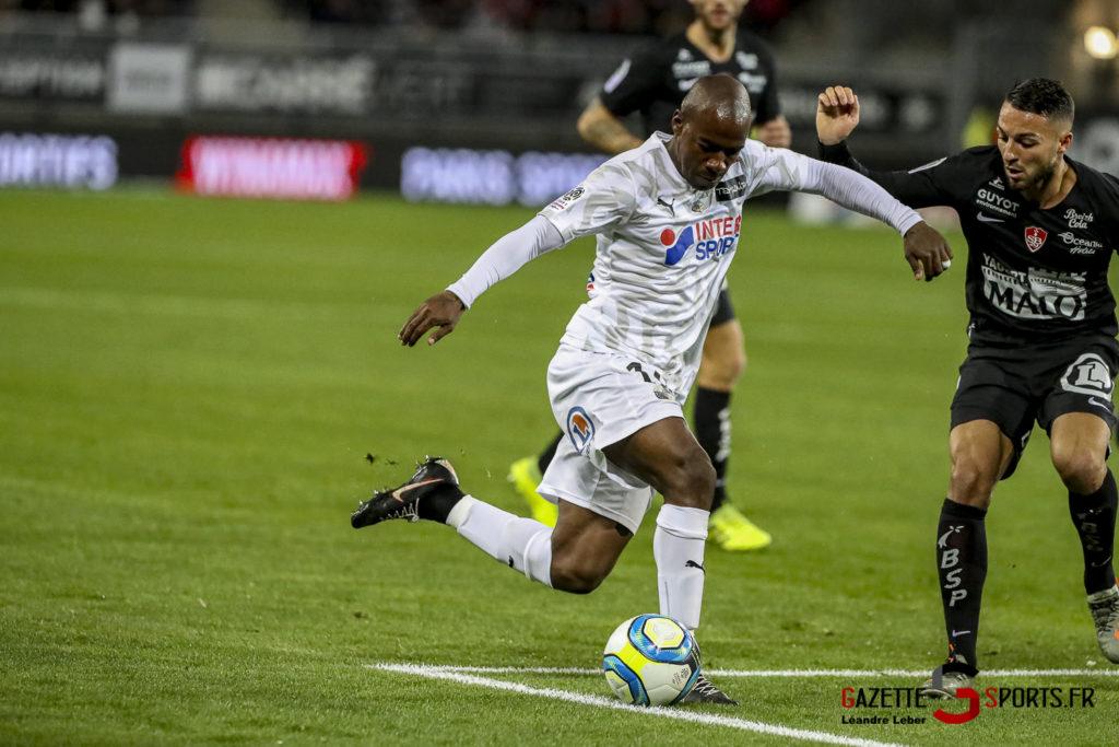 Ligue 1 Football Amiens Vs Brest Gael Kakuta 0002 Leandre Leber Gazettesports