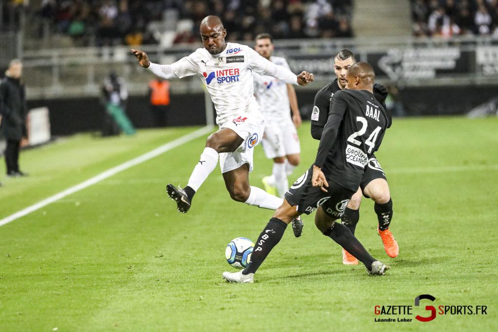 Ligue 1 Football Amiens Vs Brest Gael Kakuta 0004 Leandre Leber Gazettesports