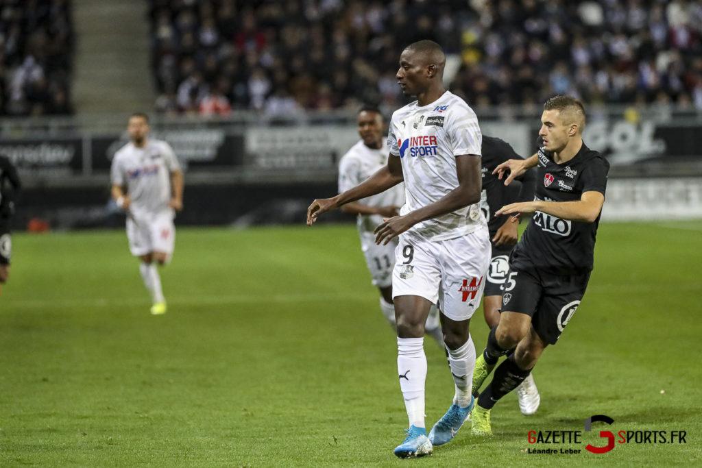 Ligue 1 Football Amiens Vs Brest Guirrassy 0001 Leandre Leber Gazettesports