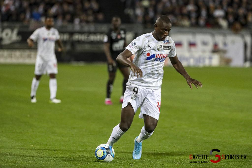 Ligue 1 Football Amiens Vs Brest Guirrassy 0003 Leandre Leber Gazettesports