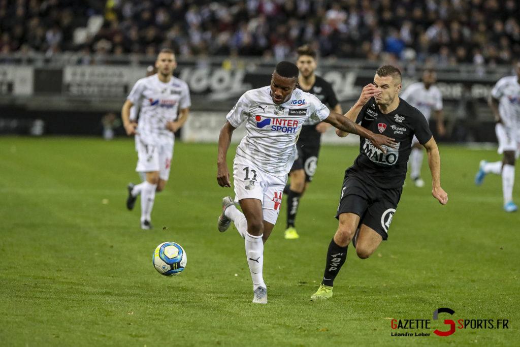Ligue 1 Football Amiens Vs Brest Juan Otero 0001 Leandre Leber Gazettesports
