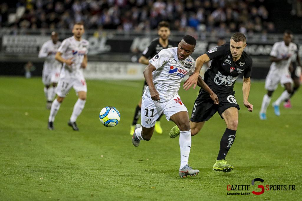 Ligue 1 Football Amiens Vs Brest Juan Otero 0002 Leandre Leber Gazettesports