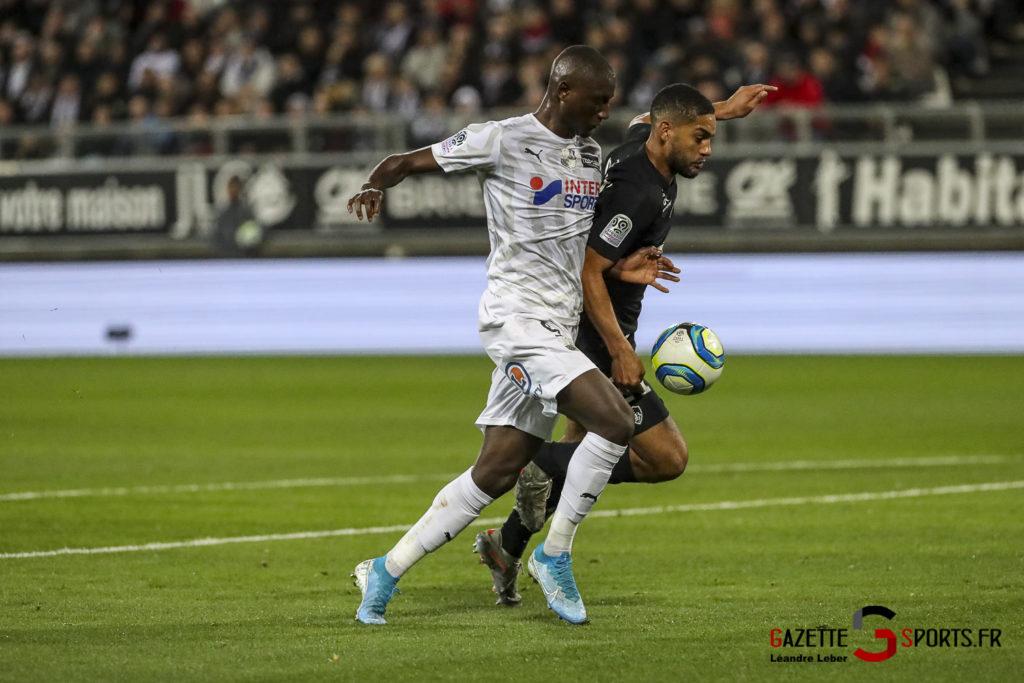 Ligue 1 Football Amiens Vs Brest Juan Otero 0004 Leandre Leber Gazettesports