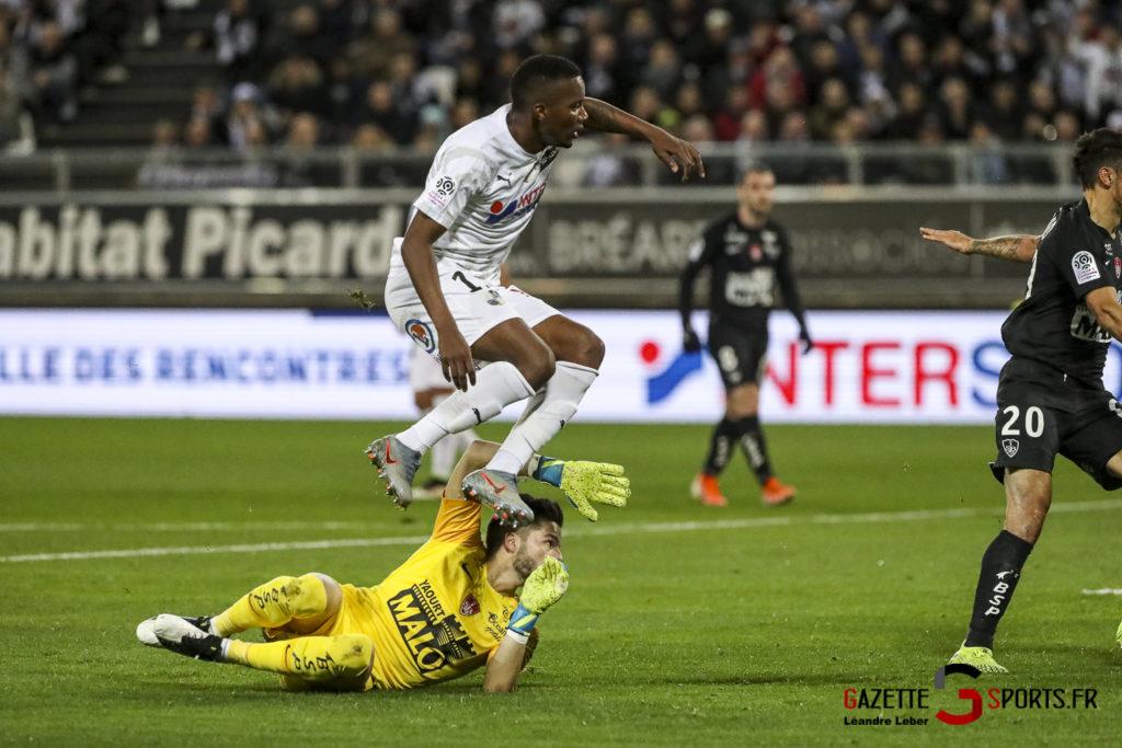 Ligue 1 Football Amiens Vs Brest Juan Otero 0005 Leandre Leber Gazettesports