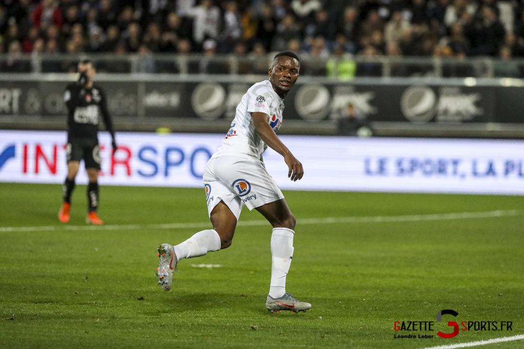 Ligue 1 Football Amiens Vs Brest Juan Otero 0006 Leandre Leber Gazettesports