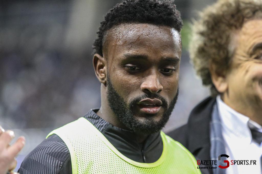 Ligue 1 Football Amiens Vs Brest Stiven Mendoza 0001 Leandre Leber Gazettesports
