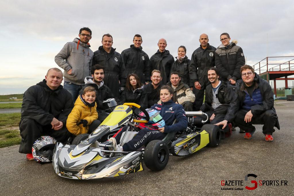 Lilou Wadoux Karting Arvillers 0003 Leandre Leber Gazettesports