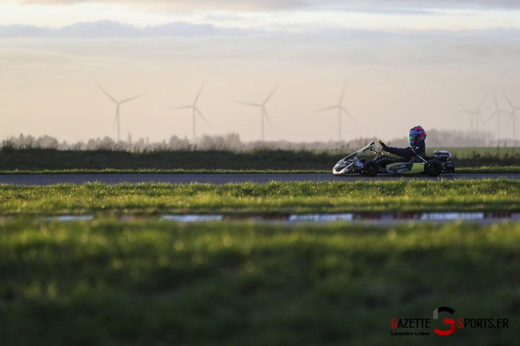 Lilou Wadoux Karting Arvillers 0021 Leandre Leber Gazettesports