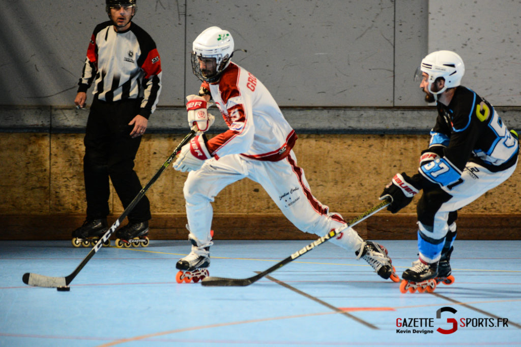Roller Hockey Ecureuils Vs Cholet Kevin Devigne Gazettesports
