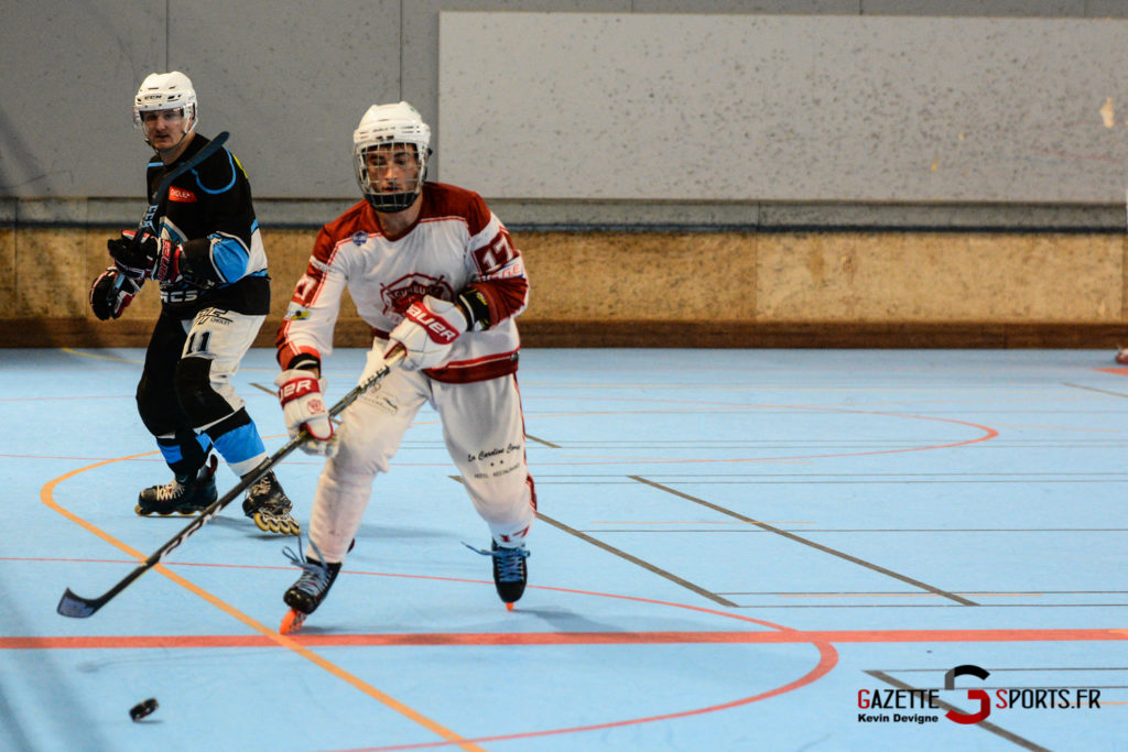 Roller Hockey Ecureuils Vs Cholet Kevin Devigne Gazettesports 11