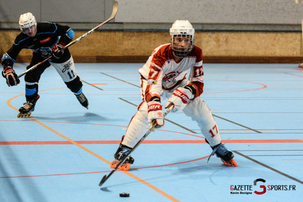 Roller Hockey Ecureuils Vs Cholet Kevin Devigne Gazettesports 12