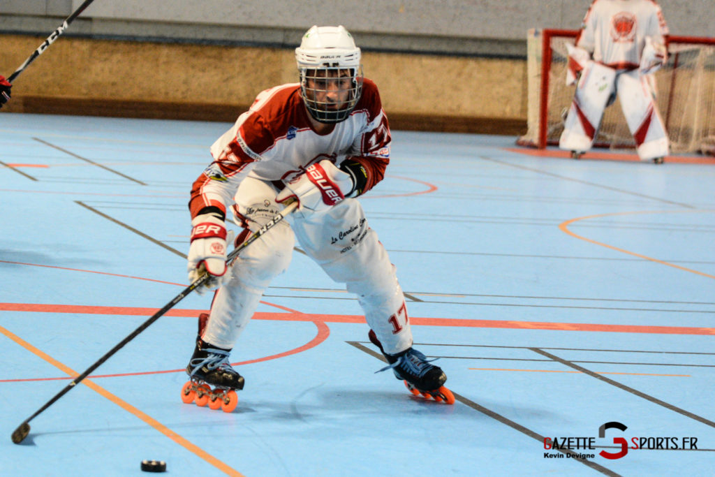 Roller Hockey Ecureuils Vs Cholet Kevin Devigne Gazettesports 13