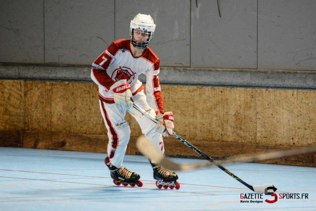 Roller Hockey Ecureuils Vs Cholet Kevin Devigne Gazettesports 15