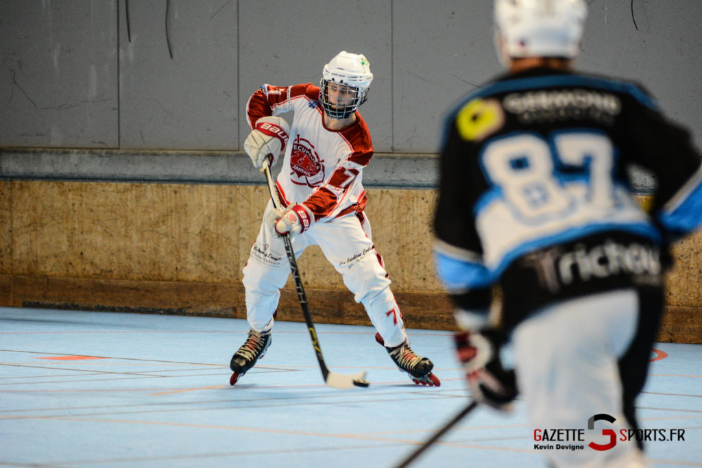 Roller Hockey Ecureuils Vs Cholet Kevin Devigne Gazettesports 16