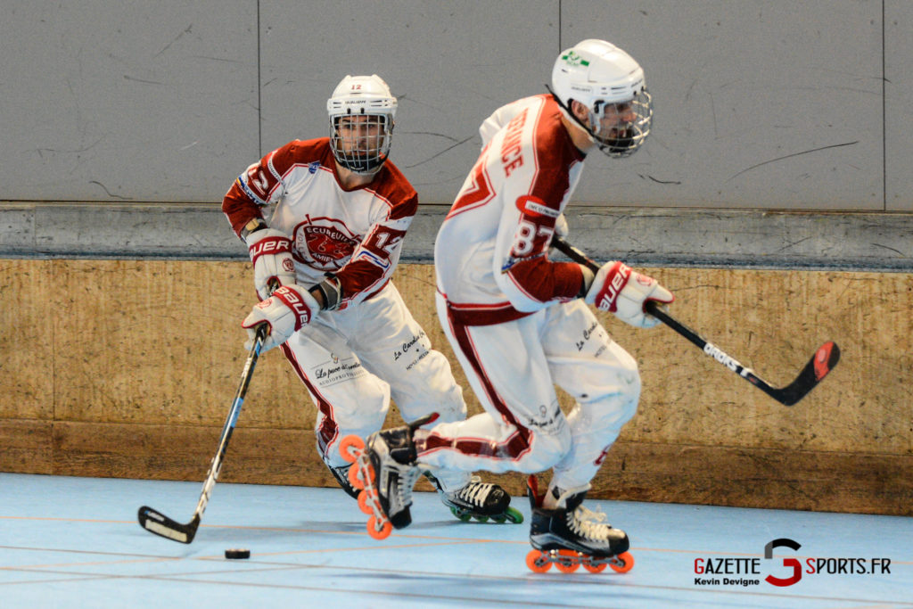 Roller Hockey Ecureuils Vs Cholet Kevin Devigne Gazettesports 17