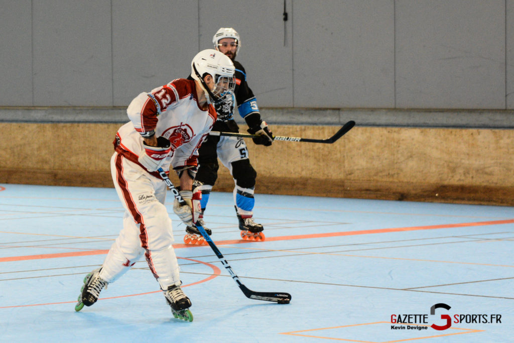 Roller Hockey Ecureuils Vs Cholet Kevin Devigne Gazettesports 18