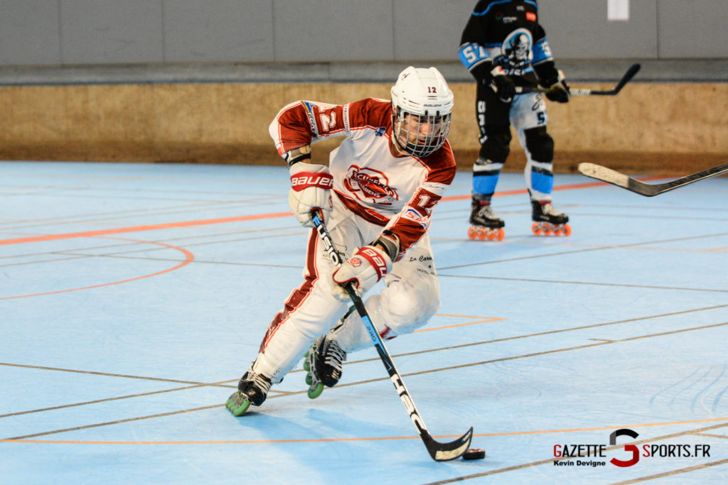 Roller Hockey Ecureuils Vs Cholet Kevin Devigne Gazettesports 19