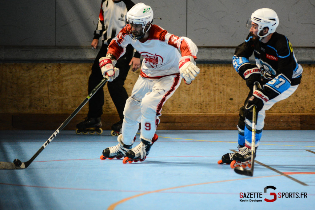Roller Hockey Ecureuils Vs Cholet Kevin Devigne Gazettesports 2