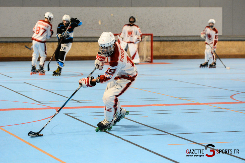 Roller Hockey Ecureuils Vs Cholet Kevin Devigne Gazettesports 21