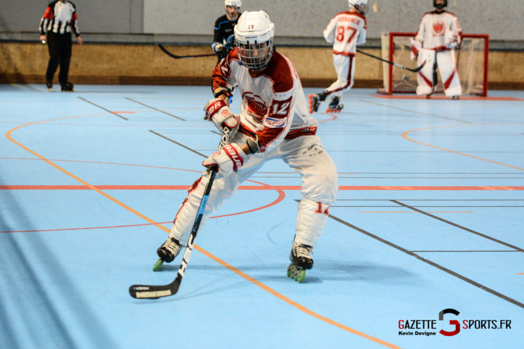 Roller Hockey Ecureuils Vs Cholet Kevin Devigne Gazettesports 22