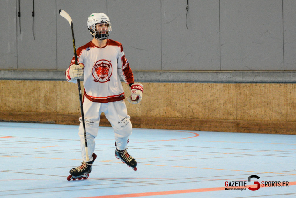 Roller Hockey Ecureuils Vs Cholet Kevin Devigne Gazettesports 23