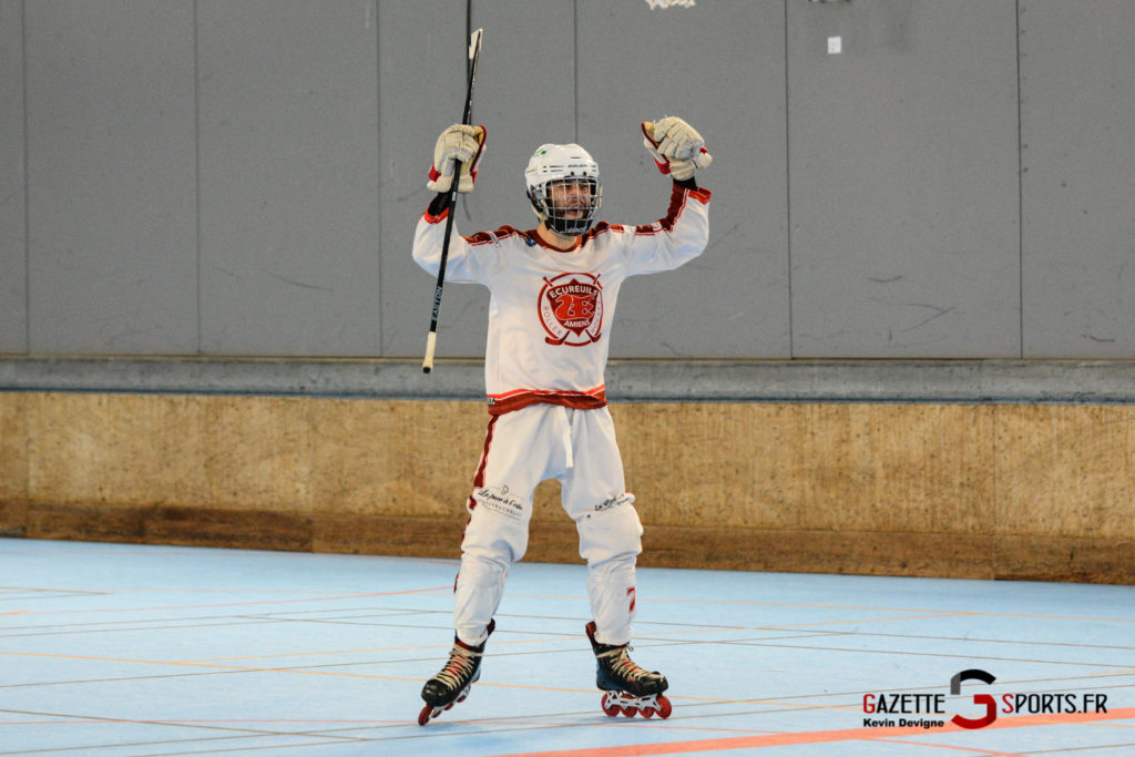Roller Hockey Ecureuils Vs Cholet Kevin Devigne Gazettesports 24
